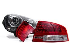 Headlights & Tail Lights