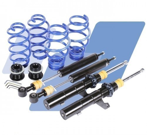 VWR StreetSport PLUS Coilover Suspension - MK7 Golf R Adjustable