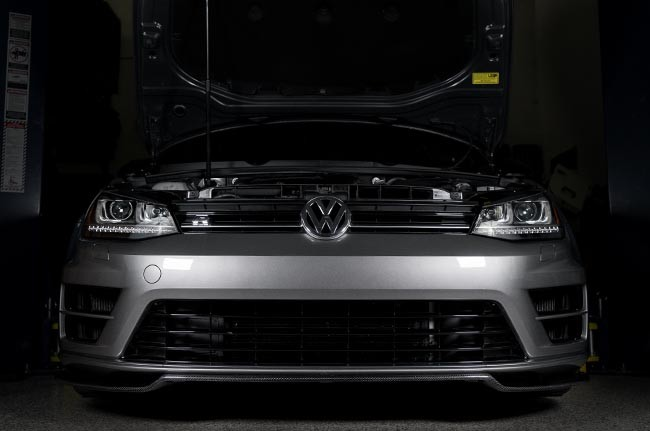 Aggressiv MK7 Golf R Carbon Fiber Front Lip
