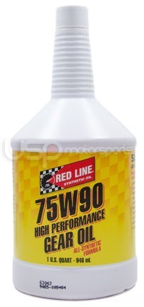 Red Line Synthetic Oil - 75W90 1 Quart