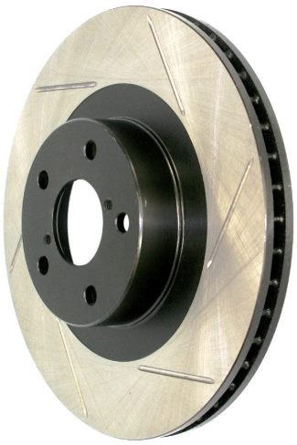 Power Slot Performance Brake Rotor- Front Left