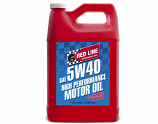 Red Line Synthetic Oil 5W-40 (1 Gallon)