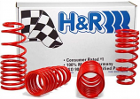H&R Race Springs - MKV GTI / MKVI Sportwagen