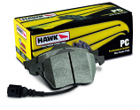 Hawk PC Ceramic Brake Pads - Front