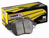 Hawk PC Ceramic Brake Pads - Front (Audi-B8)