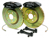 Brembo GT Systems 330x28 1-Piece (Front) 4-Piston