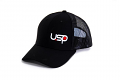 USP Trucker Hat (Black)