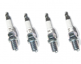 NGK V-Power Racing Spark Plugs 1.8T Set of 4