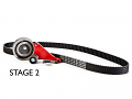 058 1.8T Manual Timing Belt (conti-tech) Tensioner Kit - Stage 2