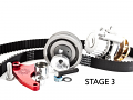 Integrated Engineering 1.8T Manual Timing Belt Tensioner Kit W/Pump - Stage 3