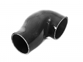 "IE Silicone 90 Degree Cobra Head Coupler 3.5"" to 2.5"""