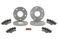 Spulen Porsche Wheel Spacers- w/Bolts 7/15mm Combo