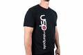 USP Motorsports Black Logo T-Shirt- Small