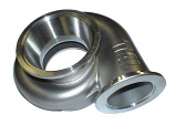TiAL Stainless Steel Turbine Housing- GT28 .52 A/R