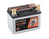 Braille Lightweight Racing Battery - 6 lbs.