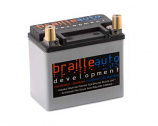 Braille Lightweight Racing Battery - 9 lbs.