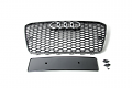 RS7 Blackout Mesh Style Grille: Audi C7.5 A7/S7