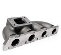T3-Flanged 2.0T Cast Exhaust Manifold