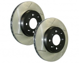 Power Slot Performance Brake Rotor Kit- Front