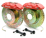 "Brembo GT 320x32mm (12.6"") Big Brake Kit"