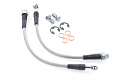 USP Stainless Steel Rear Brake Lines- Tiguan