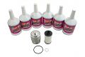 DSG Transmission Redline Performance Service Kit W/Cool Flow Housing