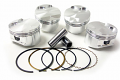 JE Piston Set 2.0T FSI- 82.5mm 9.1:1