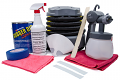DipYourCar Professional Large Car/Extra Coverage Kit  (4 Gallons)