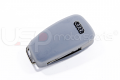 Silicone Key Fob Jelly (Audi Models)- Clear