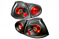 Spec-D Tuning Euro Look Smoked Tail Lights - MKV Golf/GTI