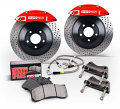 Stoptech Front Big Brake Kit (BBK) 328x25mm Slotted Rotors