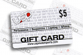 USP $5 Gift Card - One per customer