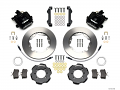 Wilwood Big Brake Kit Rear - Fiat