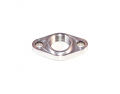 Torque Solution Billet Turbo Oil Drain Flange