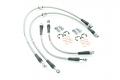 USP Stainless Steel Brake Line Kit- 2011+ MK6 (Bosch Calipers)