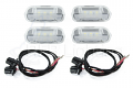 RFB LED Puddle Light Kit- Front and Rear