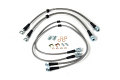 USP Stainless Steel Complete Brake Line Kit- MK4