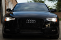 RS5 Blackout Mesh Style Grille: Audi B8.5 A5/S5 (2013+)