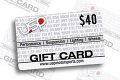 USP $40 Gift Card - One per customer