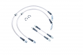 USP Stainless Steel Brake Line Kit- MK4 R32