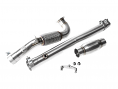 IE Catted Downpipe For VW Jetta and GLI Gen 3 2.0T TSI