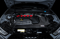 """AWE 4.5"""" S-FLO Carbon Intake System For Audi RS3/TT RS 2.5T"""