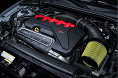 """AWE 4.5"""" S-FLO Open Carbon Intake System For Audi RS3/TT RS 2.5T"""