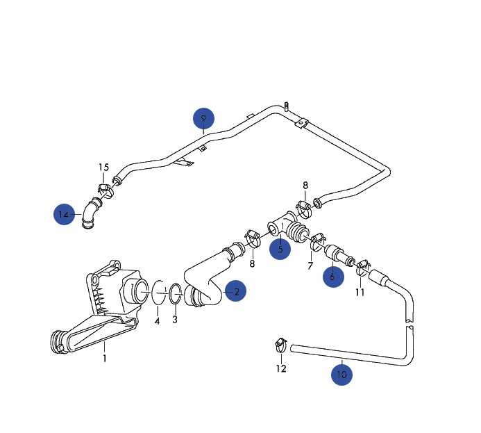 Breather Hose Kit B5 Audi A4 & Volkswagen Passat 1.8T AEB With Manual  Transmission Reinforced Silicone - 034-101-3000 - 8834 | Aeb 1 8t Wiring Diagram |  | USP Motorsports