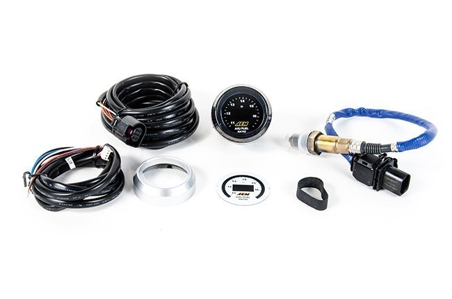 AEM Wideband O2 Air/Fuel UEGO Gauge Kit - 30-4110 - 146