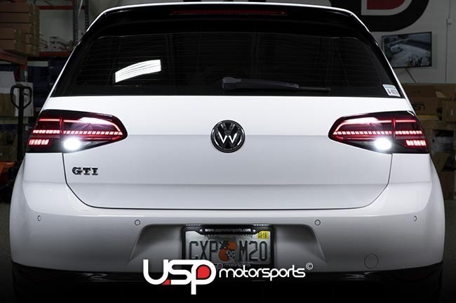 What Does Gti Stand For >> MK7.5 Facelifted Dynamic LED Taillights - 5G0945970G - 17779