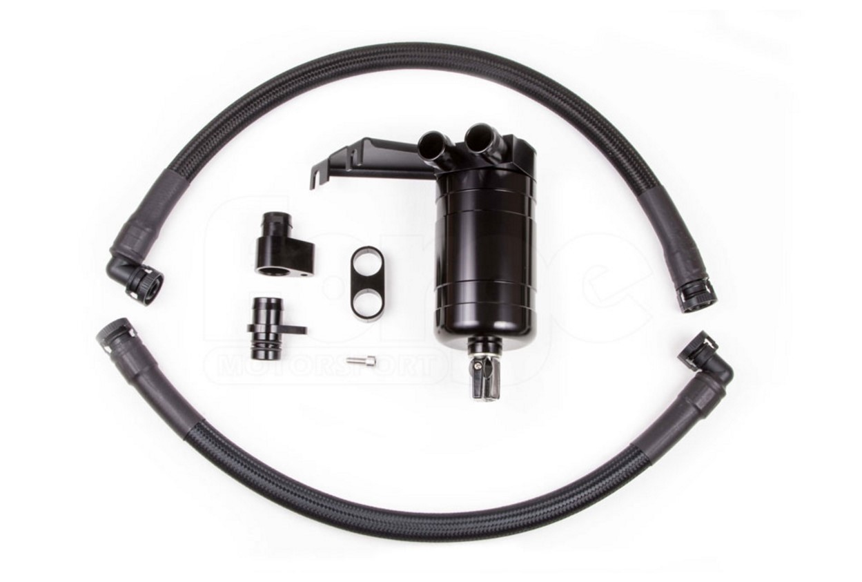 forge oil catch tank kit for audi a4 b9 - fmcta4b9