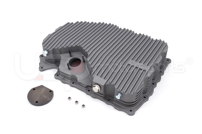 Wortec Upgraded Aluminum Oil Pan Kit for VW/Audi 1 8T & 2 0T