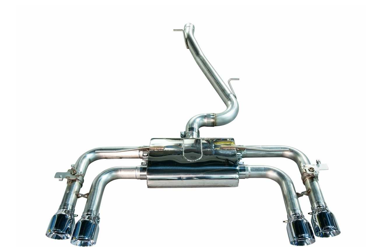Audi S3 Switchpath Exhaust