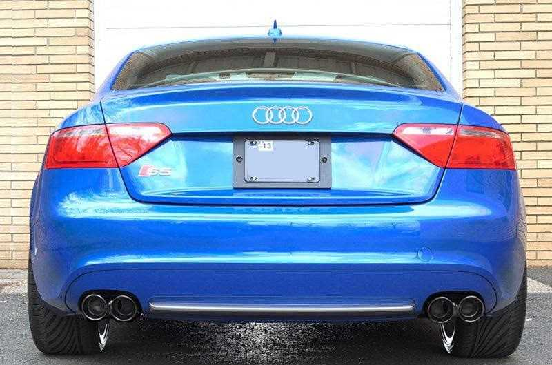 Awe Tuning S5 4.2L Track Edition Exhaust System